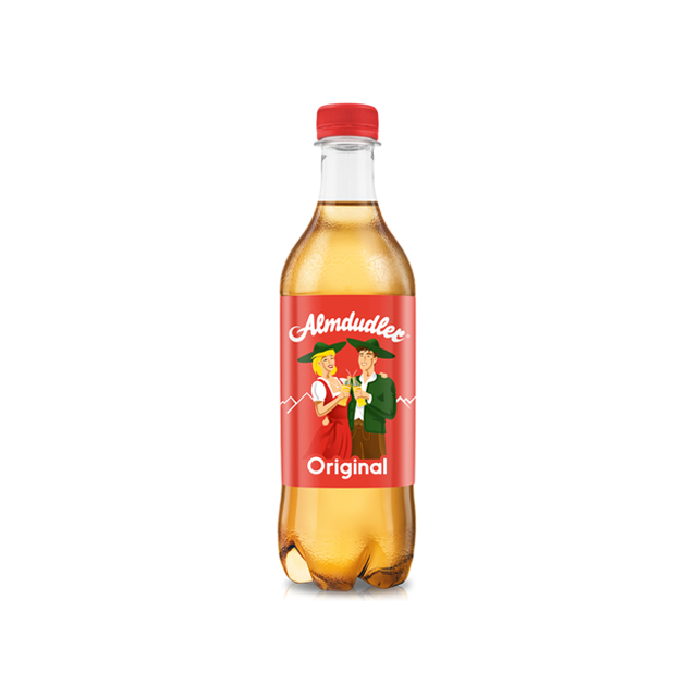 Almdudler Original 0.5L PET