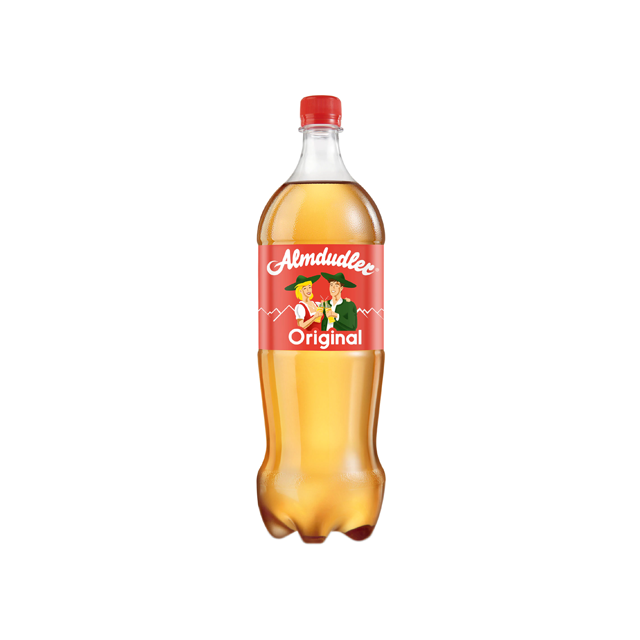 Almdudler Original 1.5L PET