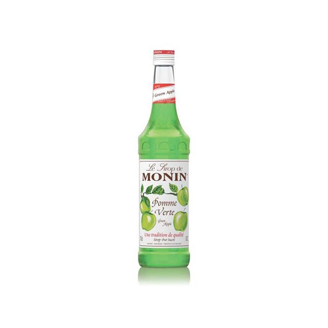 Green-Apple - Sirop-de-Măr-Verde-Monin-0.7L