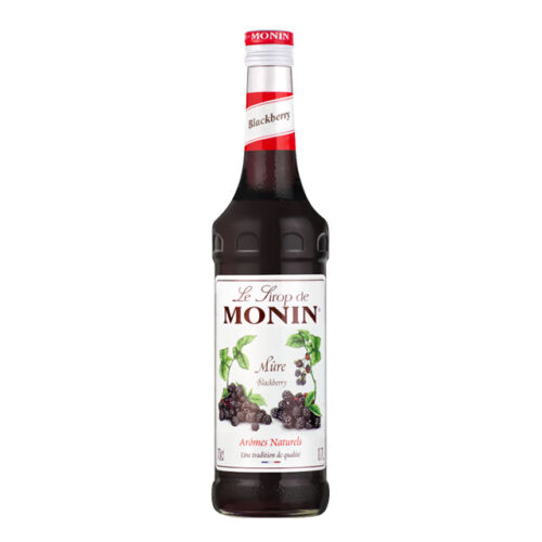 Sirop Monin Blackberry