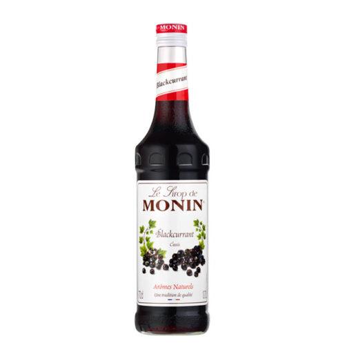 Sirop Monin Blackcurrant