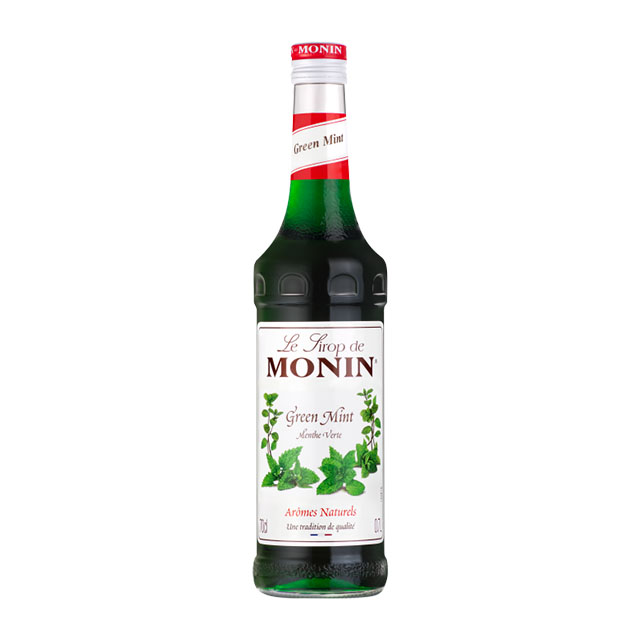 Sirop Monin Green Mint