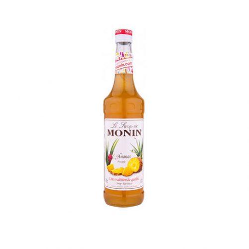 Pineapple - Sirop-de-Ananas-Monin-0.7L
