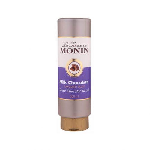 Milk-Chocolate - Topping-de-Ciocolata-cu-Lapte-Monin-0.5L