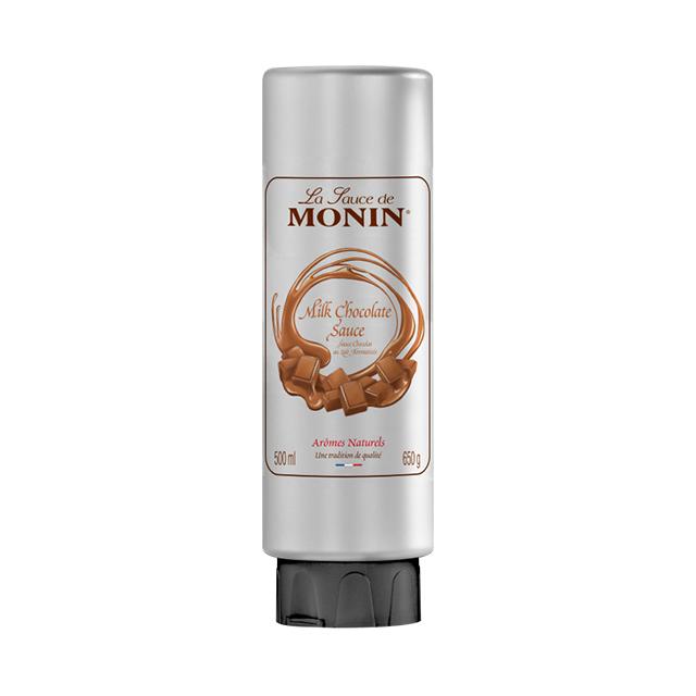 Topping Monin Milk Chocolate