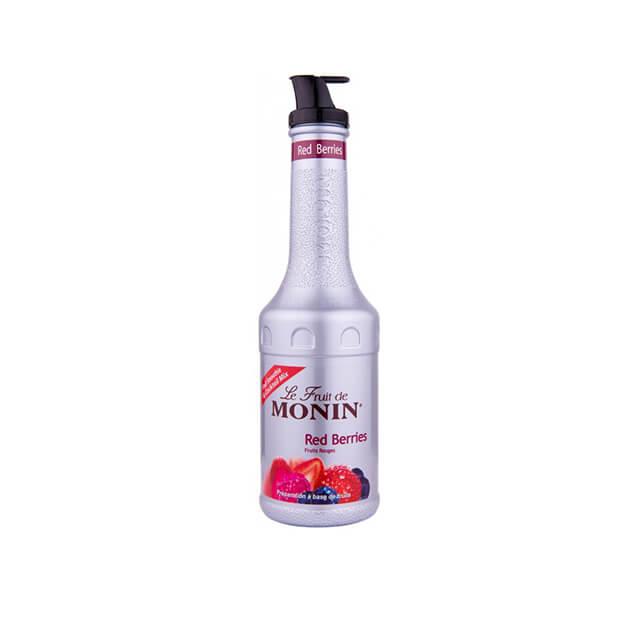 Red-Berries - Piure-de-Fructe-de-Padure-Monin-1L