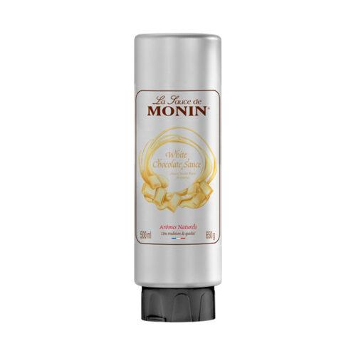 Topping Monin White Chocolate
