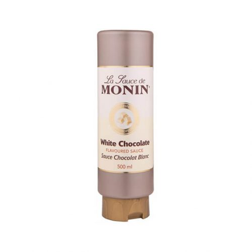 White-Chocolate - Topping-de-Ciocolata-Alba-Monin-0.5L