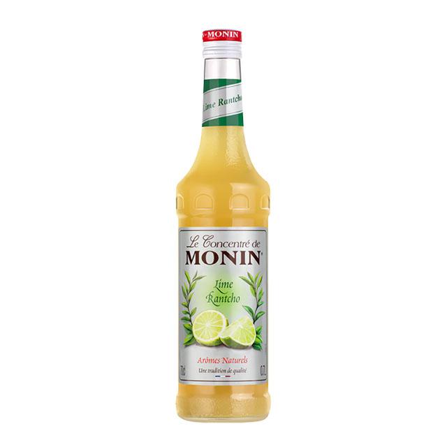 Sirop Monin Rantcho Lime