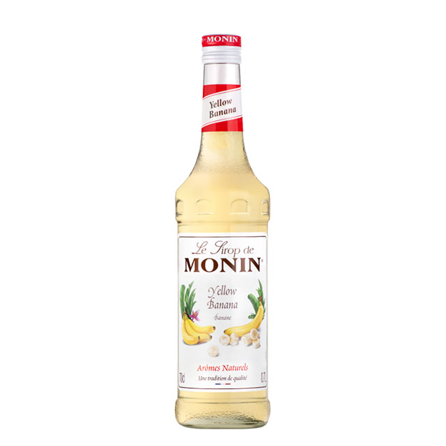 Sirop Monin Yellow Banana