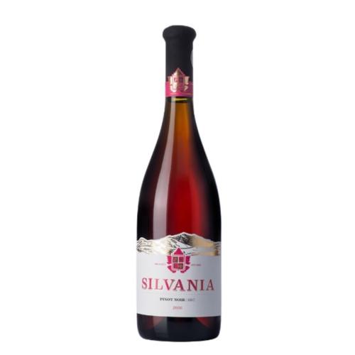 SILVANIA PINOT NOIR ROSU SEC 0.75L