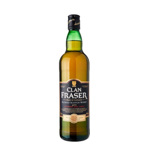 Clan Fraser Whisky